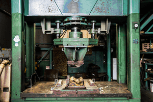 設備紹介の設備機器写真