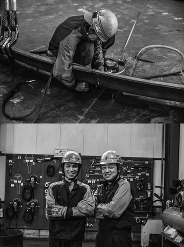 厚板の匠たち